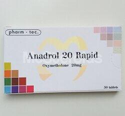 Anadrol Rapid